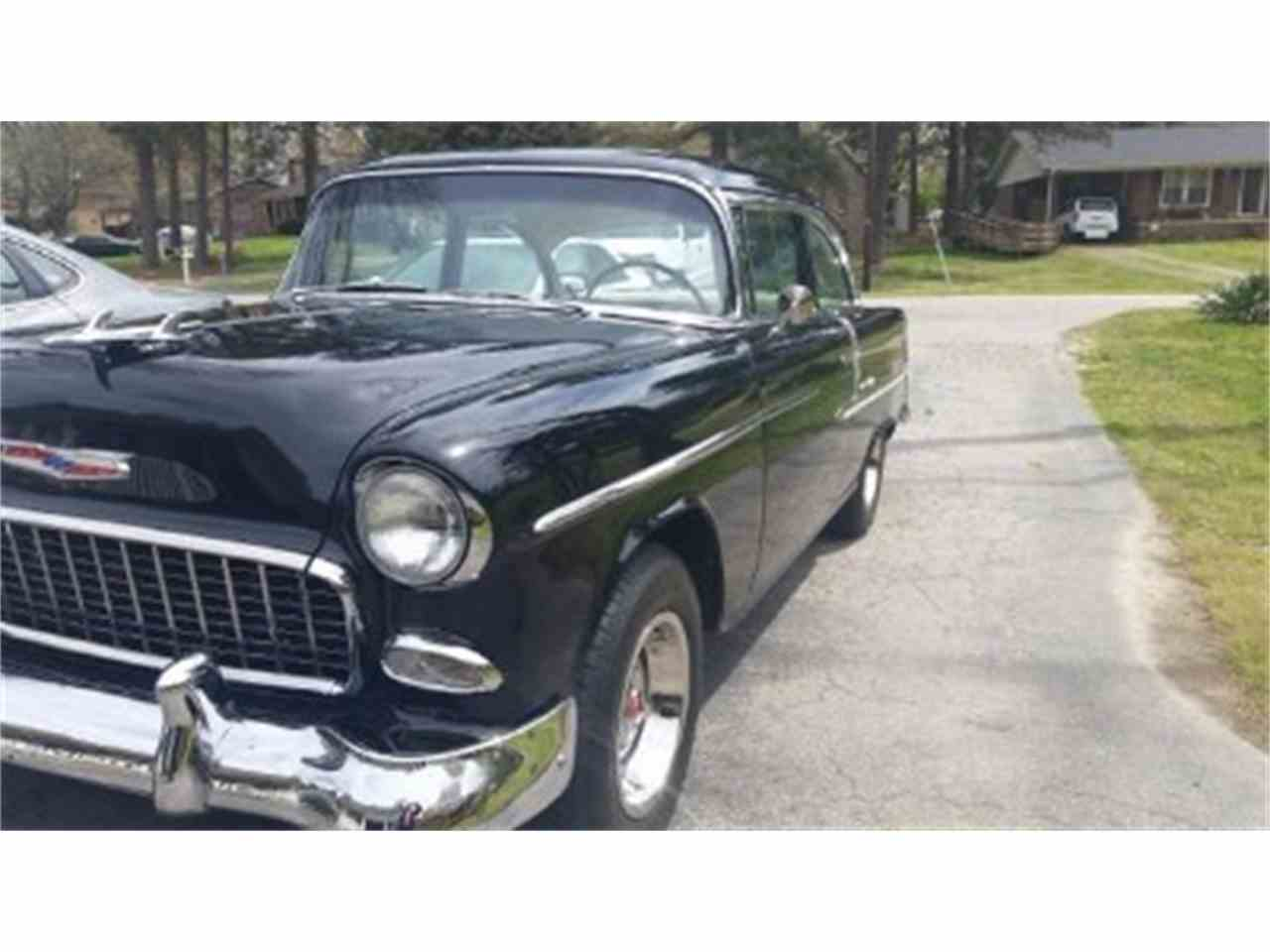 Large Picture of '55 Bel Air - II08