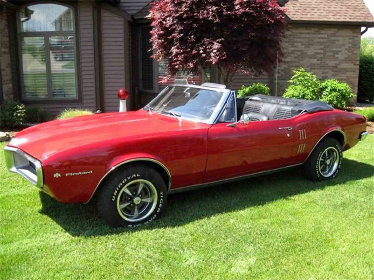 Large Picture of '67 Firebird - IFUT
