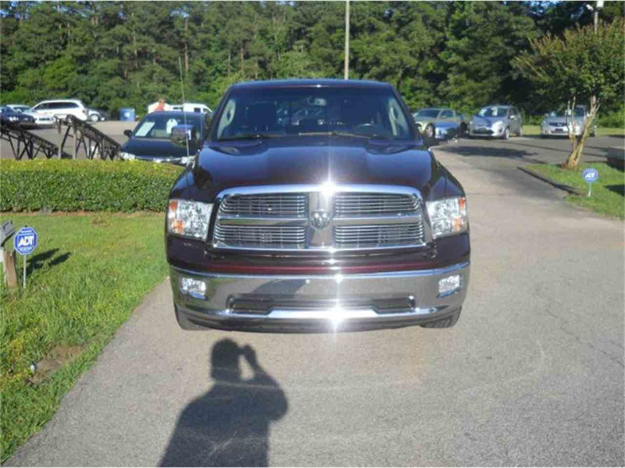 Large Picture of '12 Ram 1500 - IFUZ