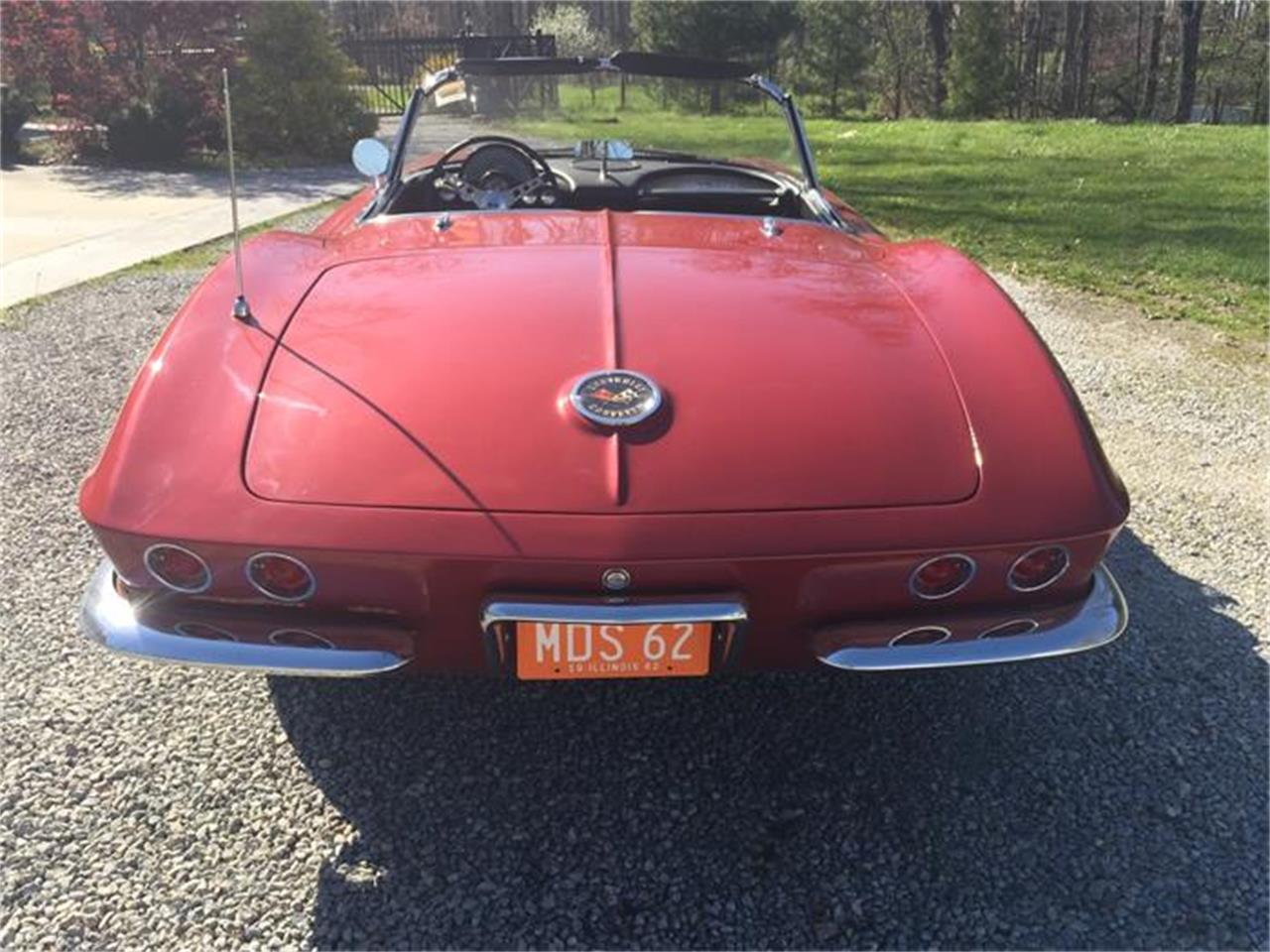 Large Picture of '62 Corvette - IIHA