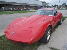 Picture of '74 Chevrolet Corvette located in Illinois - $22,900.00 Offered by Schultheis Garage and Classics, LLC - IINP