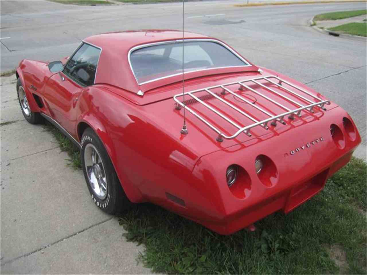 Large Picture of '74 Corvette - IINP
