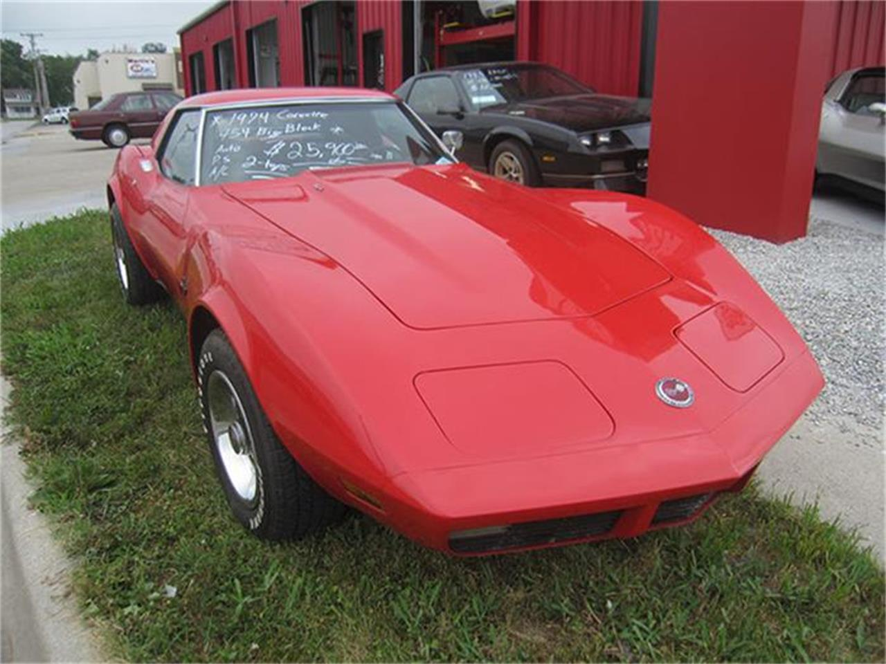Large Picture of '74 Corvette located in Illinois Offered by Schultheis Garage and Classics, LLC - IINP