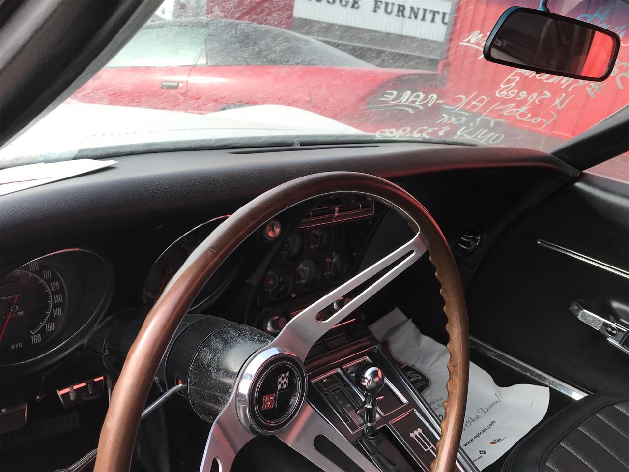 Large Picture of Classic 1968 Chevrolet Corvette located in Effingham Illinois - $32,900.00 - IINV