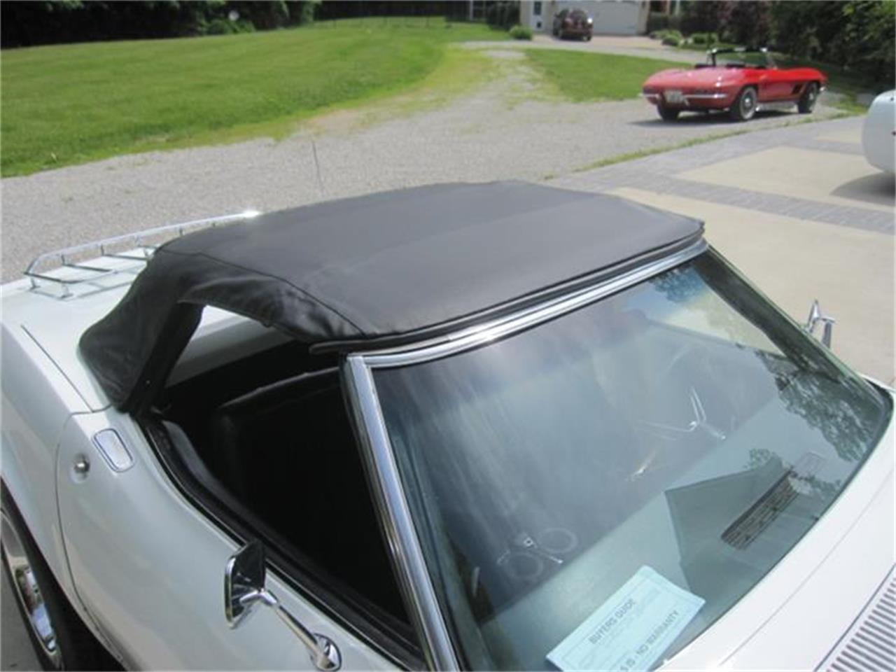 Large Picture of Classic 1968 Corvette located in Effingham Illinois Offered by Schultheis Garage and Classics, LLC - IINV