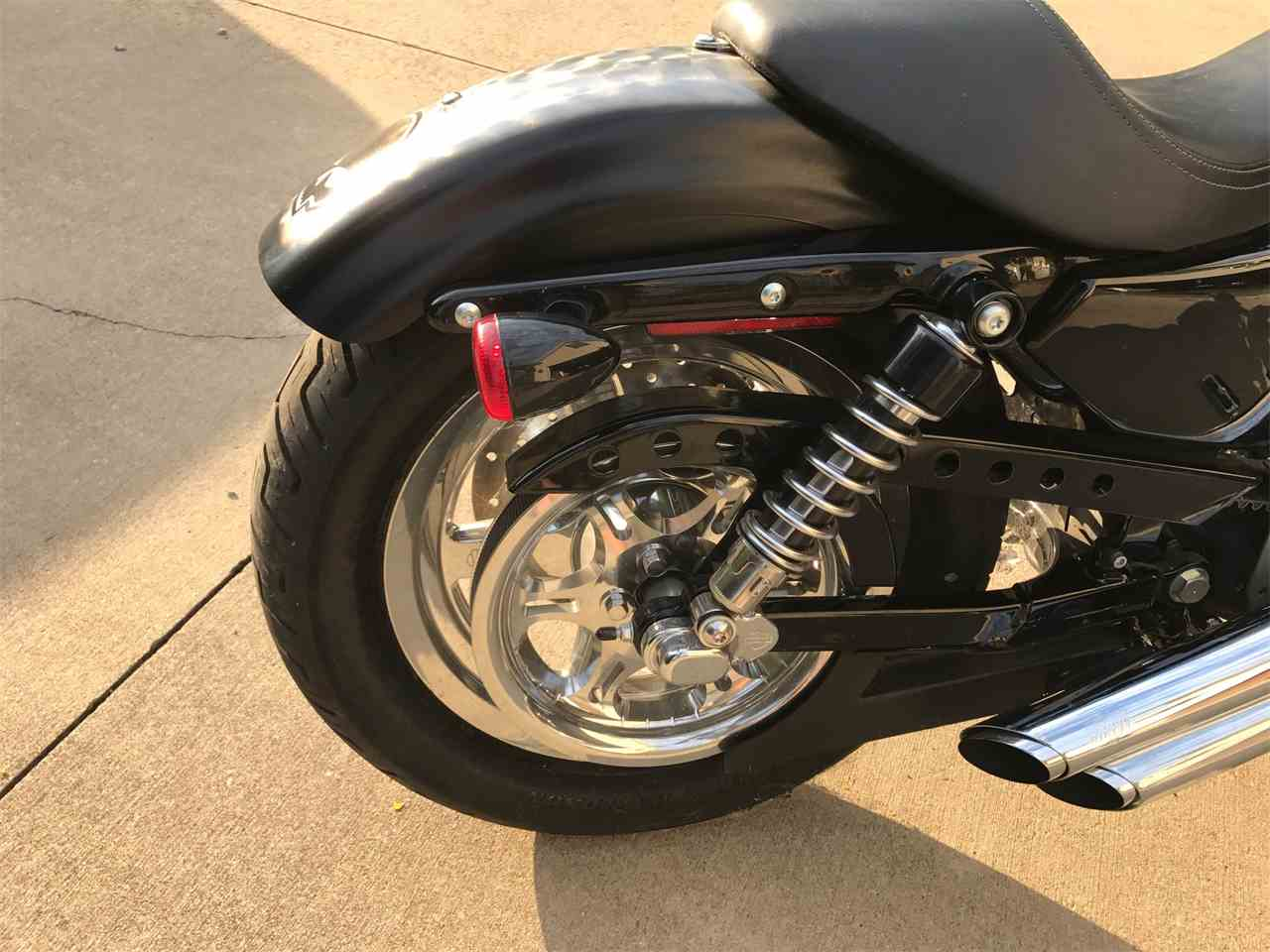 Large Picture of '09 Sportster - IIO3