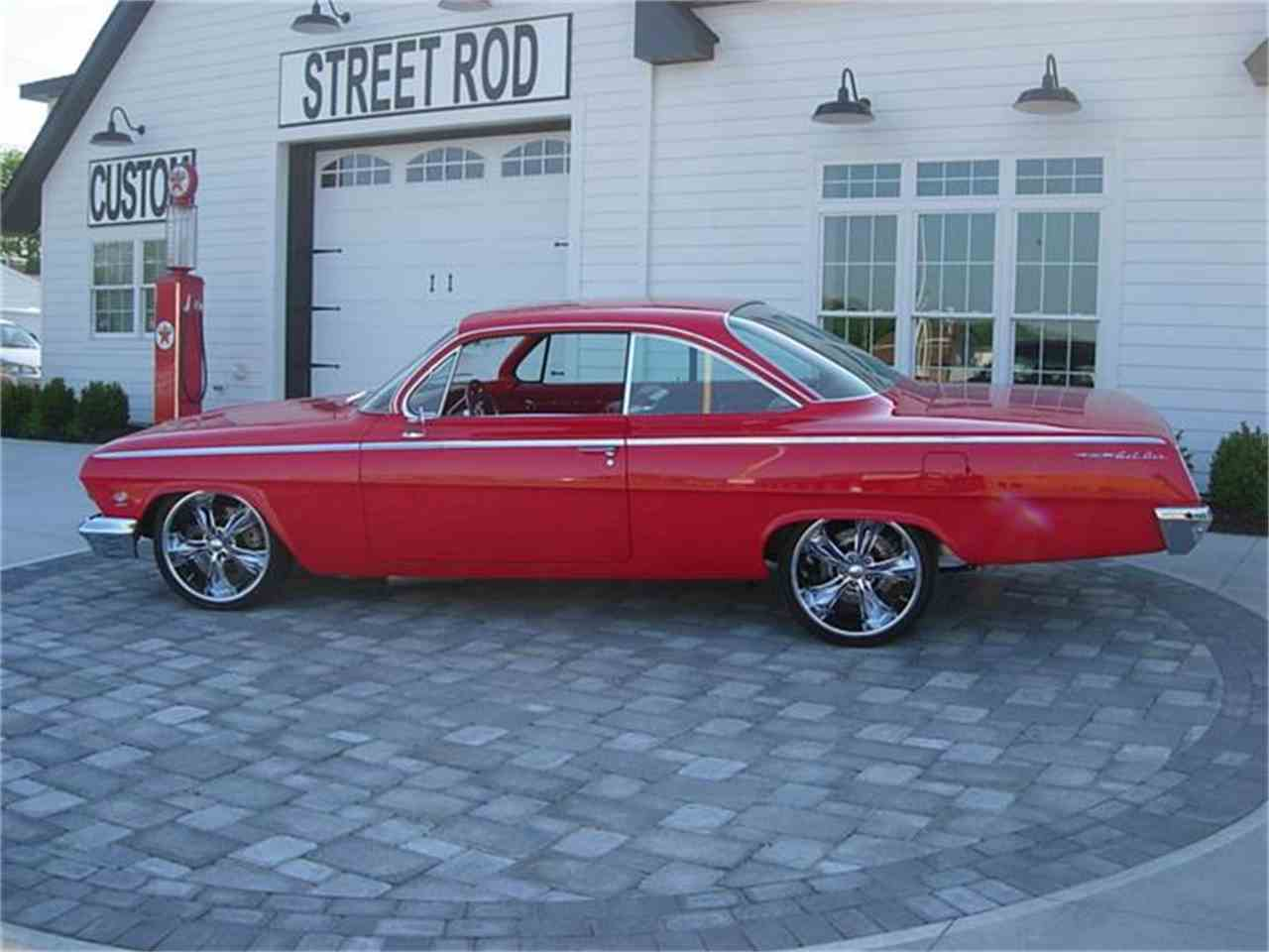 Large Picture of '62 Bel Air - IIO8