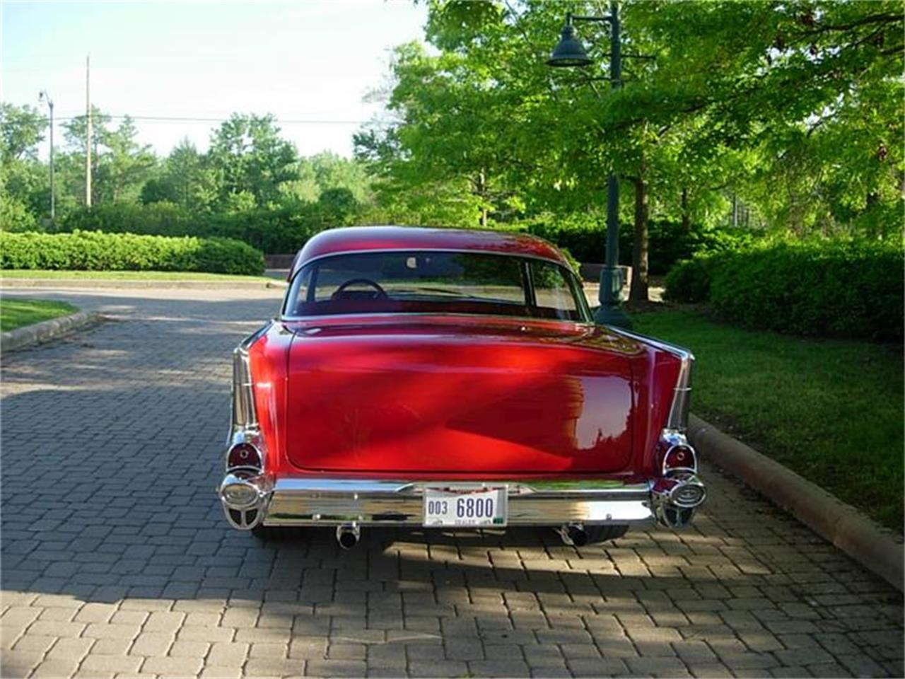 Large Picture of '57 Bel Air - IIOB