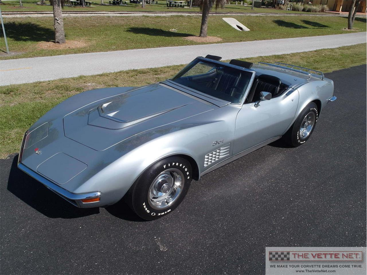 Large Picture of Classic 1971 Corvette - IIP5