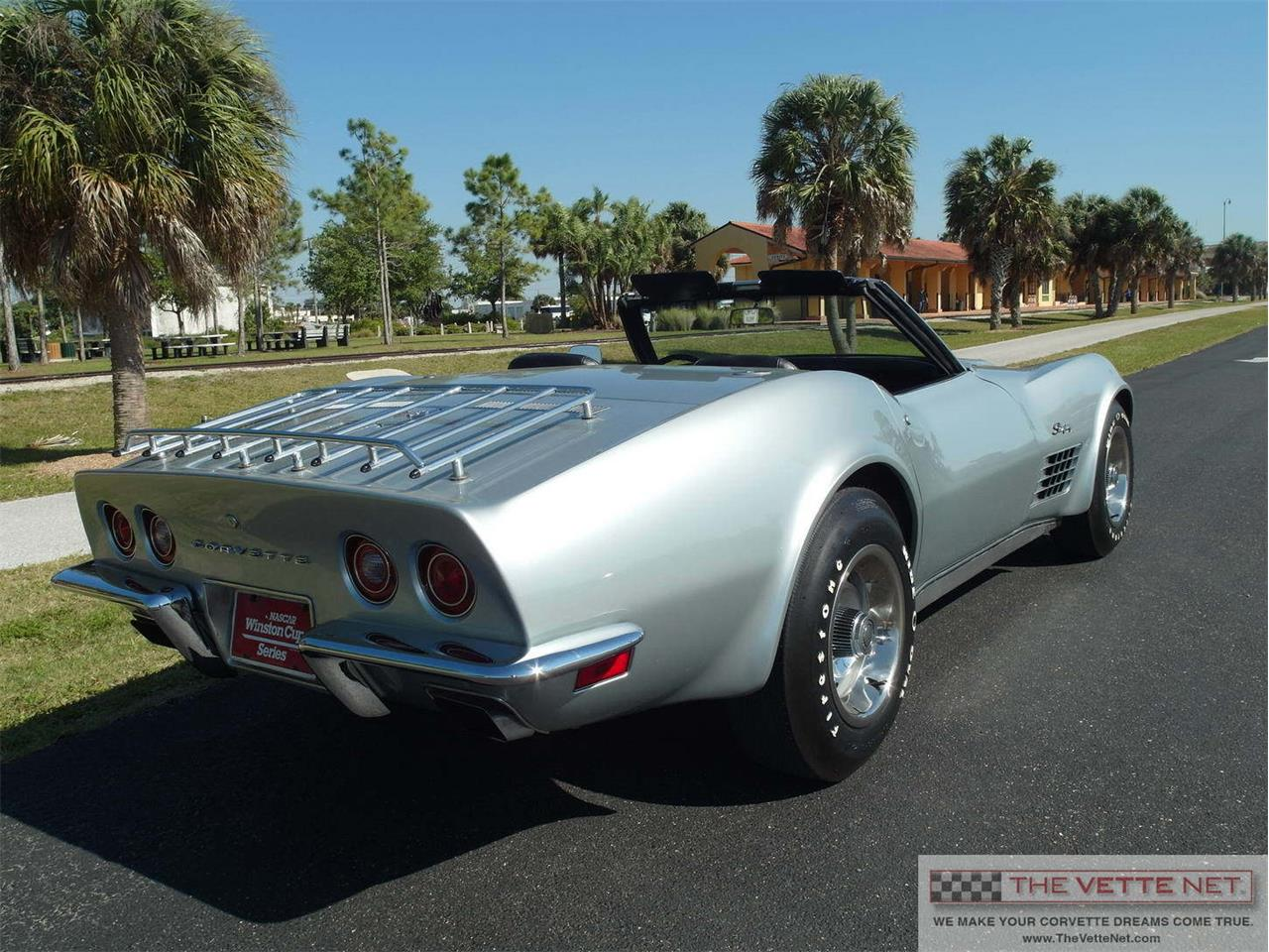 Large Picture of '71 Chevrolet Corvette - $49,990.00 Offered by The Vette Net - IIP5
