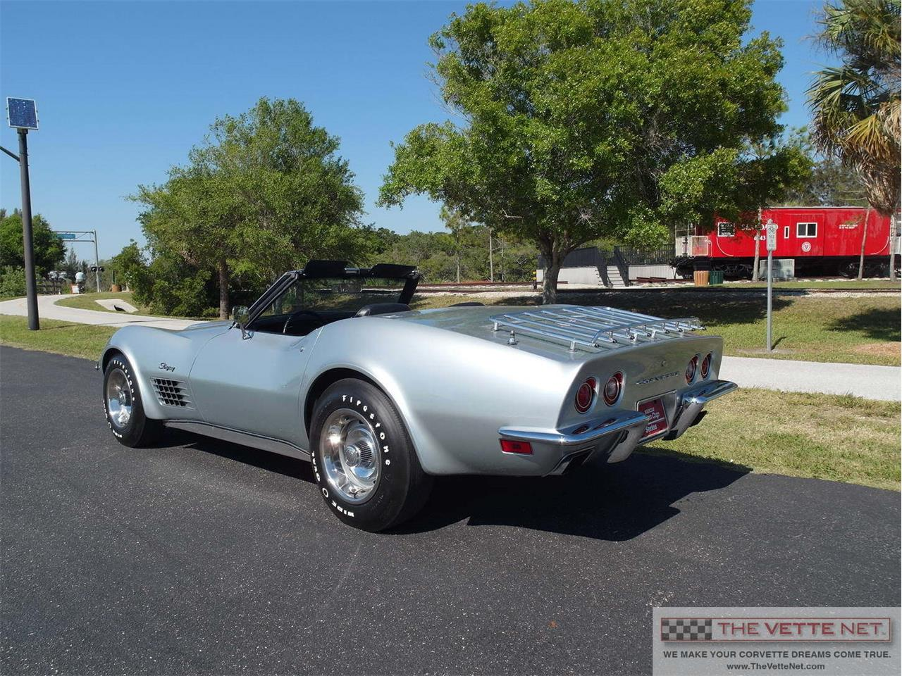Large Picture of Classic 1971 Chevrolet Corvette - IIP5