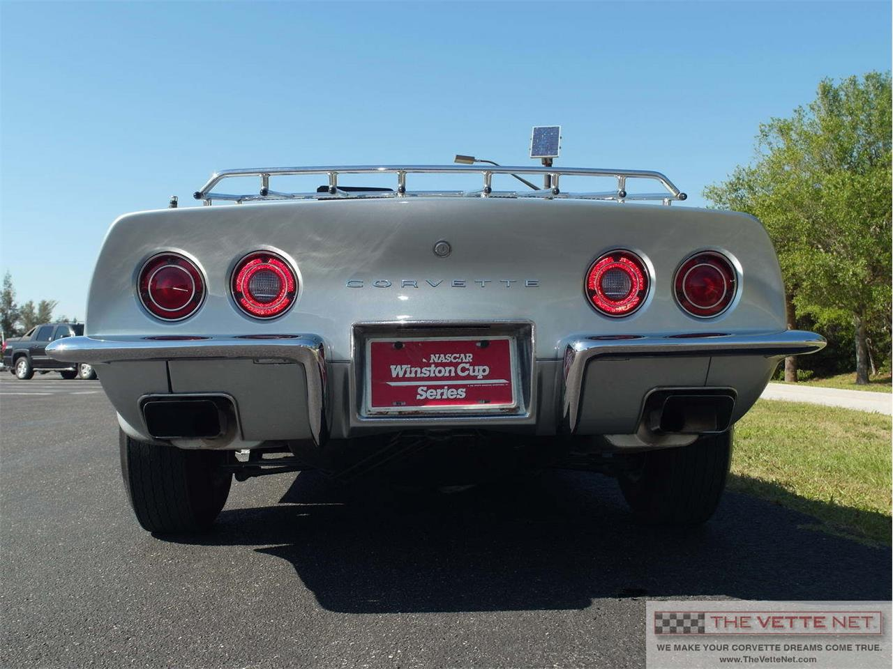Large Picture of '71 Chevrolet Corvette located in Sarasota Florida Offered by The Vette Net - IIP5