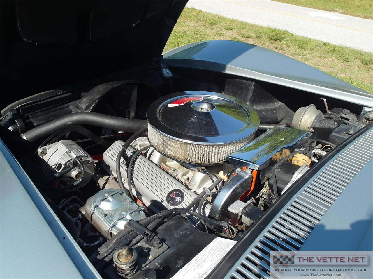 Large Picture of '71 Chevrolet Corvette located in Sarasota Florida - $49,990.00 Offered by The Vette Net - IIP5