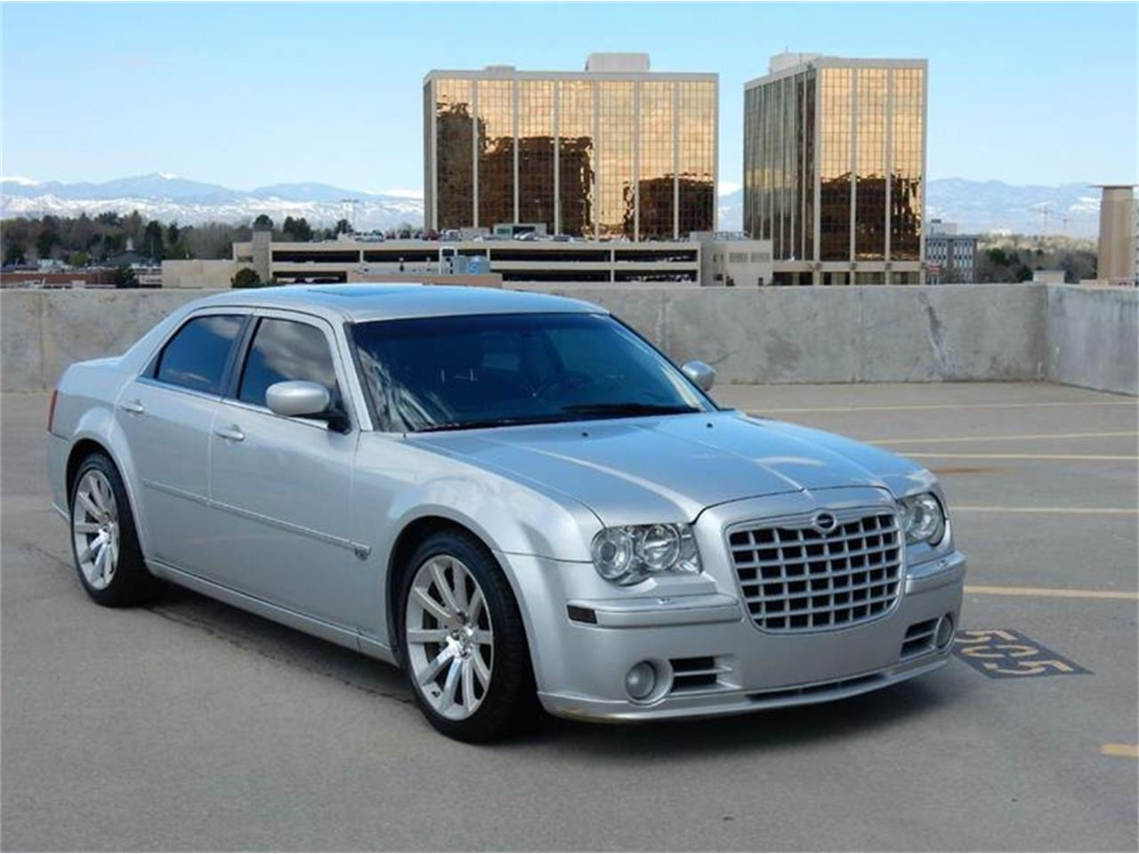 chrysler 300 srt8 mpg 2006