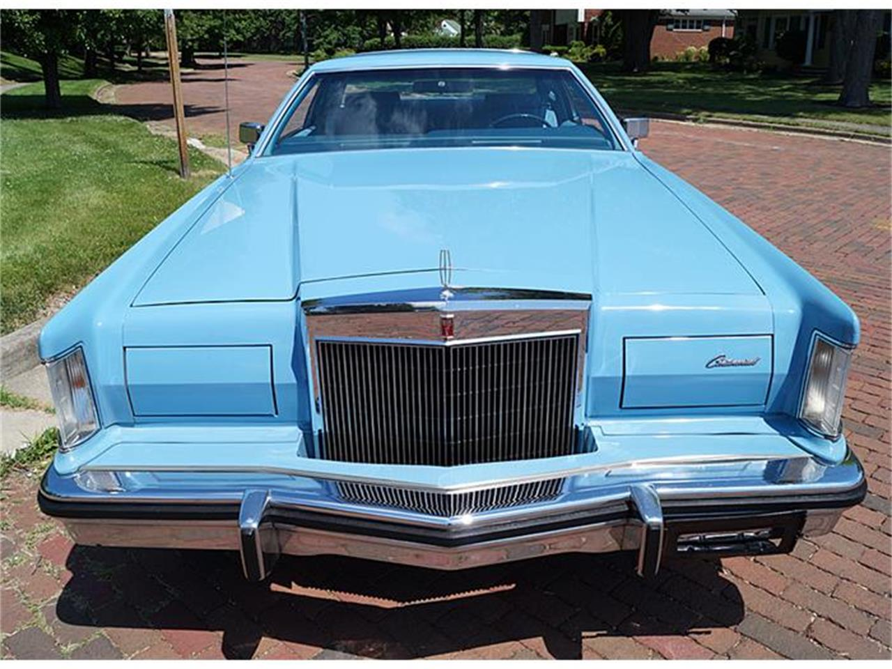 Large Picture of '78 Lincoln Continental Mark V - $12,995.00 - IJM5