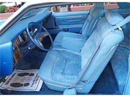 Picture of 1978 Continental Mark V located in Canton Ohio - $12,995.00 Offered by Motorcar Portfolio - IJM5