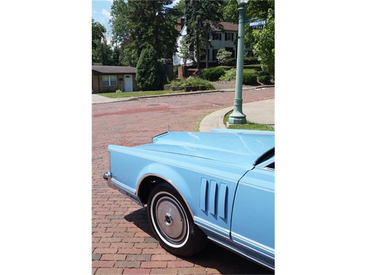 Large Picture of 1978 Lincoln Continental Mark V located in Ohio - $12,995.00 - IJM5