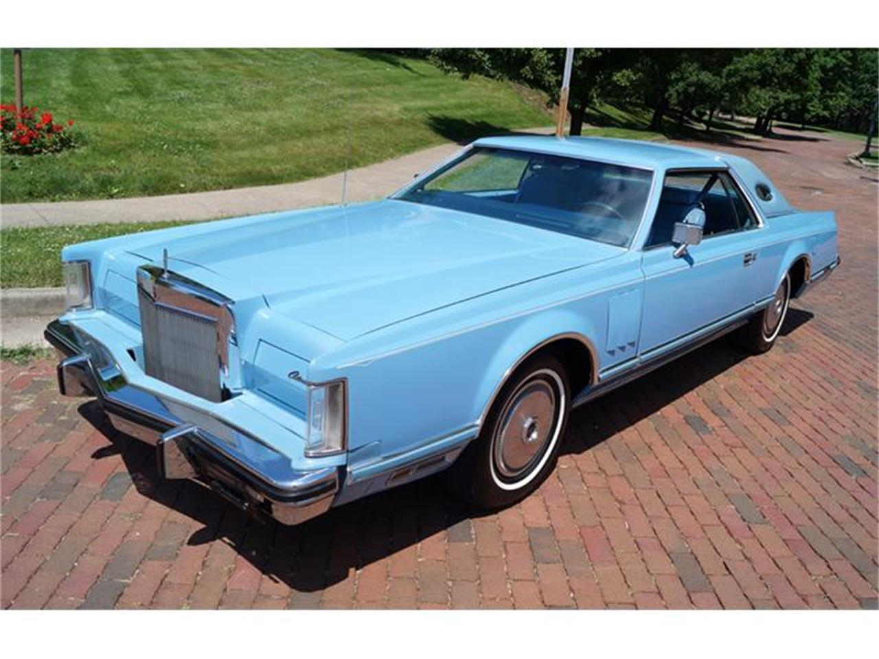 Large Picture of '78 Continental Mark V - $12,995.00 Offered by Motorcar Portfolio - IJM5