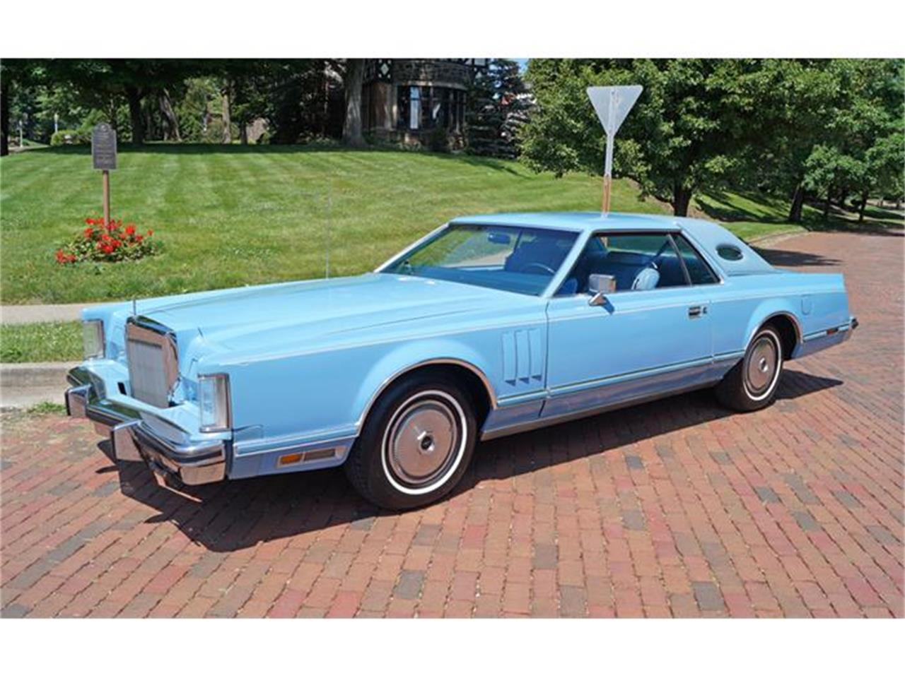 Large Picture of '78 Lincoln Continental Mark V - $12,995.00 Offered by Motorcar Portfolio - IJM5