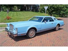 Picture of '78 Continental Mark V located in Ohio Offered by Motorcar Portfolio - IJM5