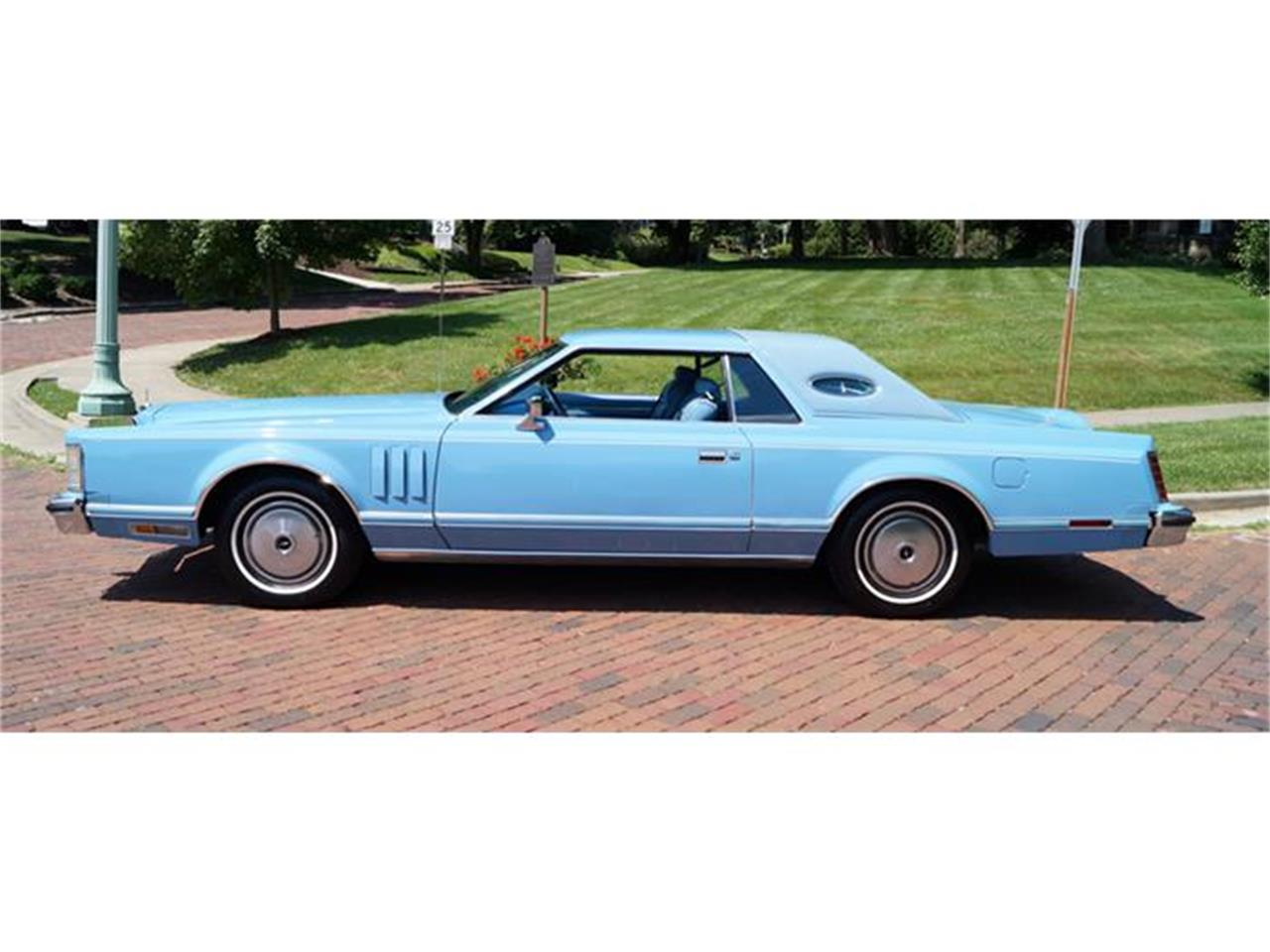 Large Picture of 1978 Continental Mark V located in Ohio - $12,995.00 Offered by Motorcar Portfolio - IJM5