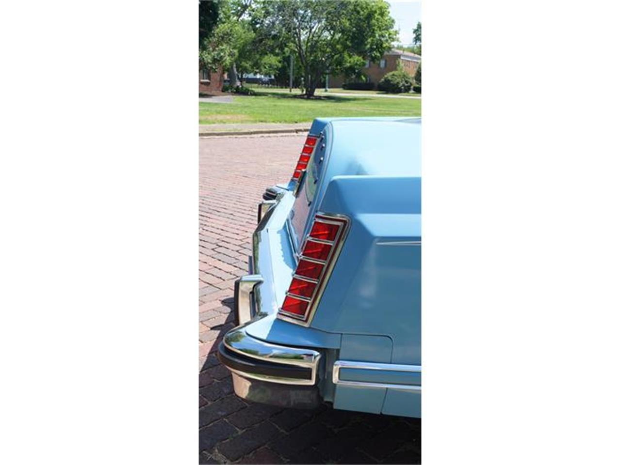 Large Picture of '78 Continental Mark V located in Ohio - $12,995.00 Offered by Motorcar Portfolio - IJM5