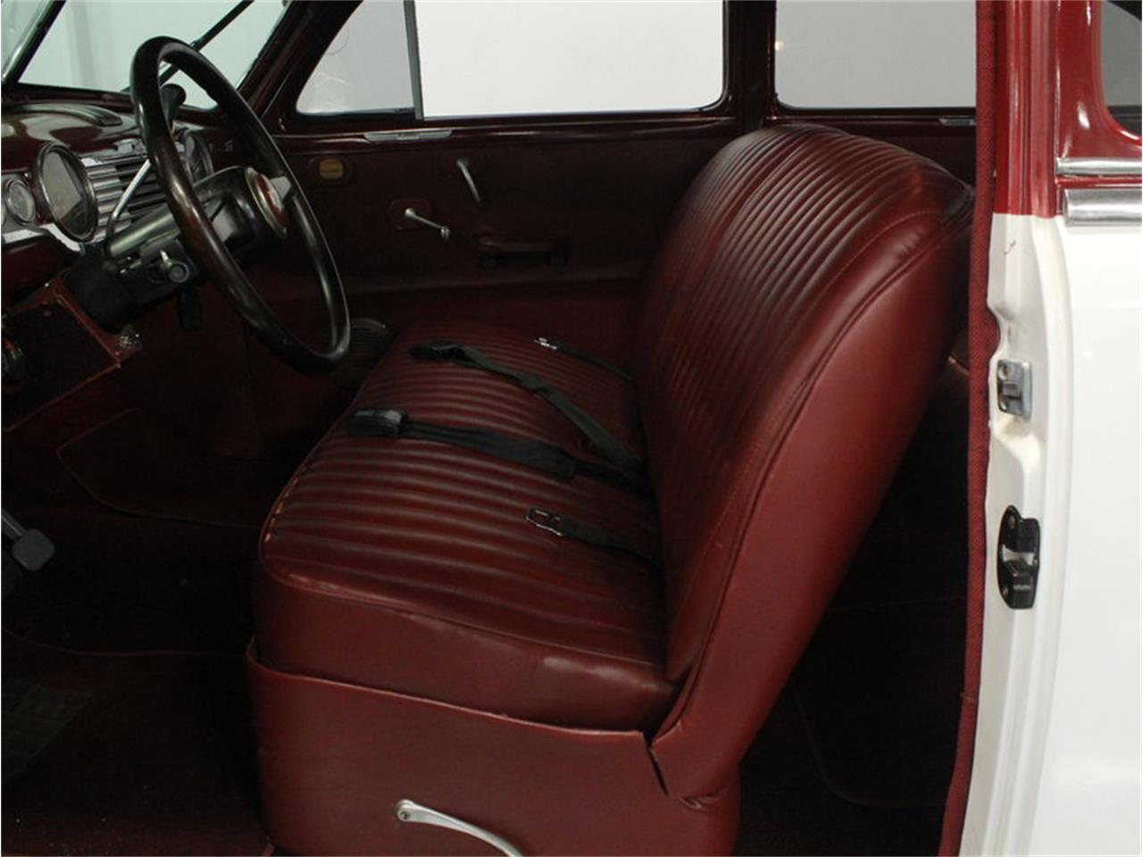 Large Picture of Classic 1947 Fleetmaster Offered by Streetside Classics - Dallas / Fort Worth - IJNK