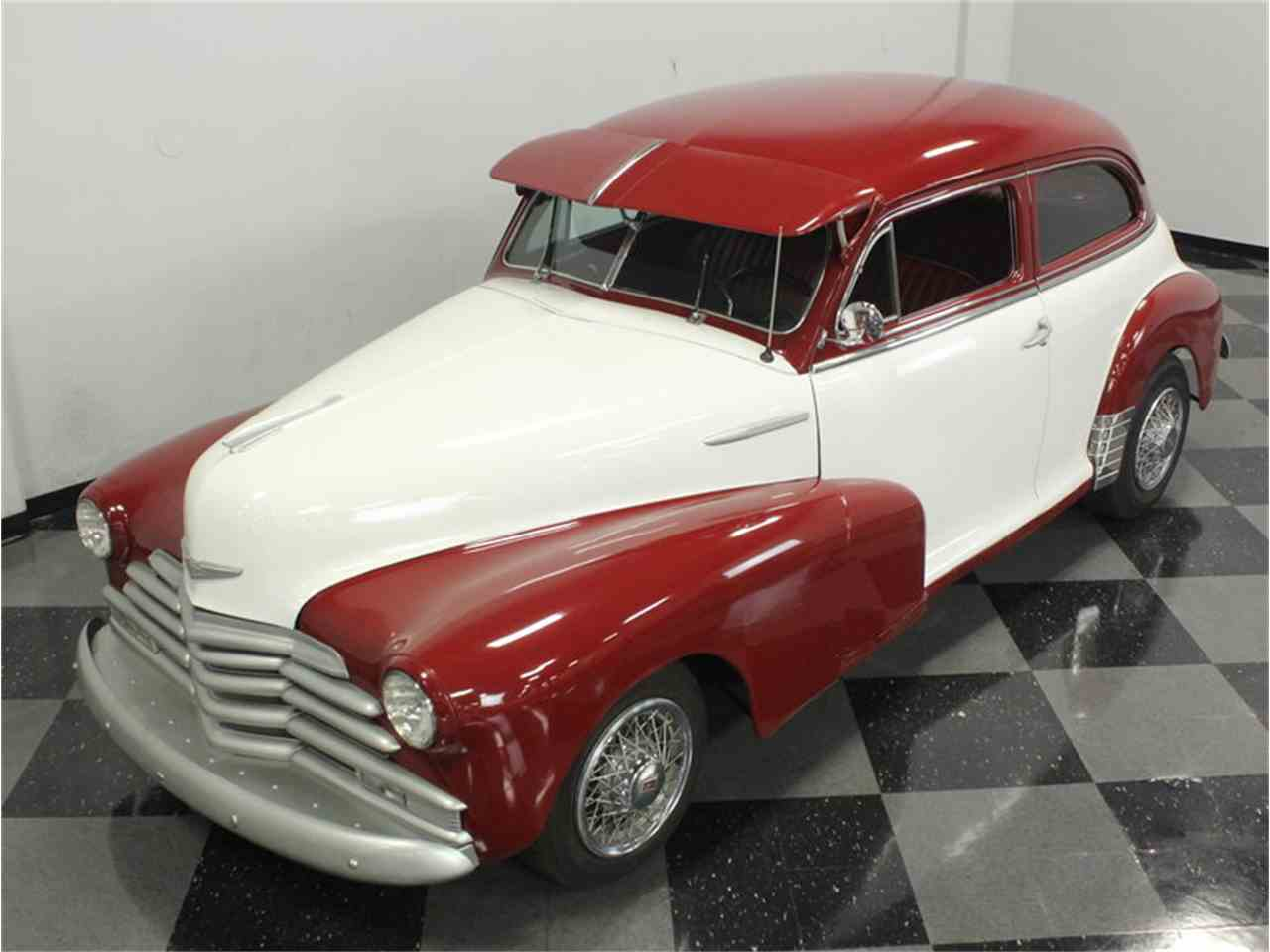 Large Picture of '47 Fleetmaster - IJNK