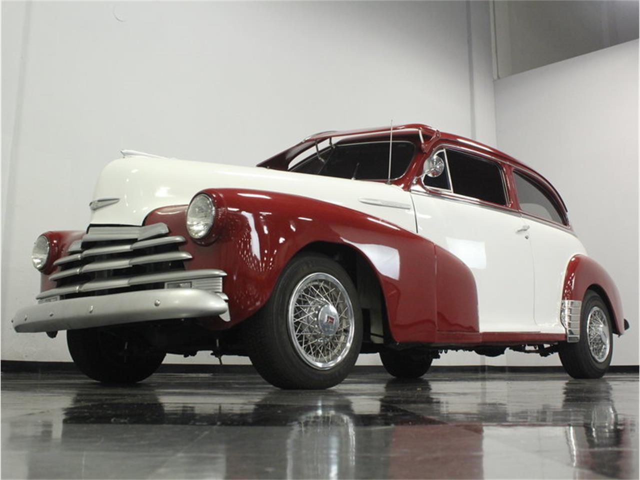 Large Picture of Classic '47 Chevrolet Fleetmaster located in Ft Worth Texas - IJNK