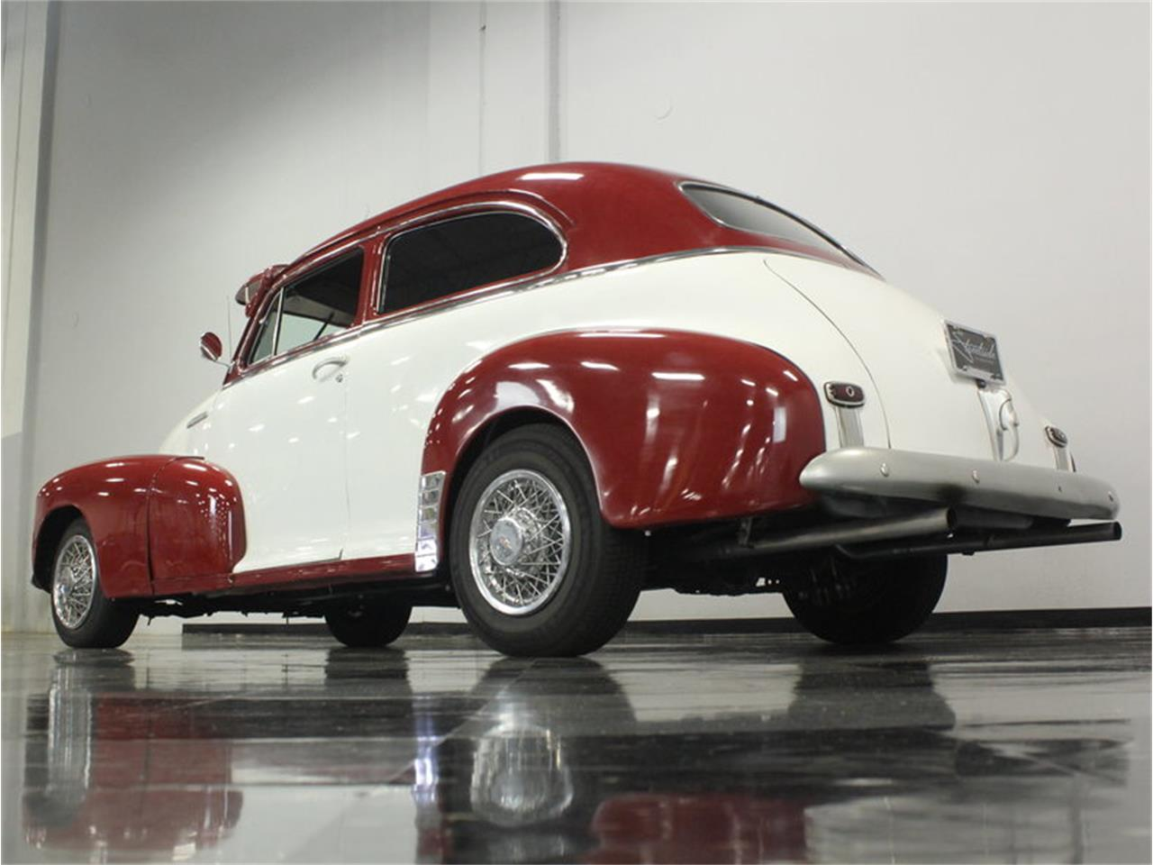 Large Picture of '47 Chevrolet Fleetmaster located in Texas - $16,995.00 Offered by Streetside Classics - Dallas / Fort Worth - IJNK