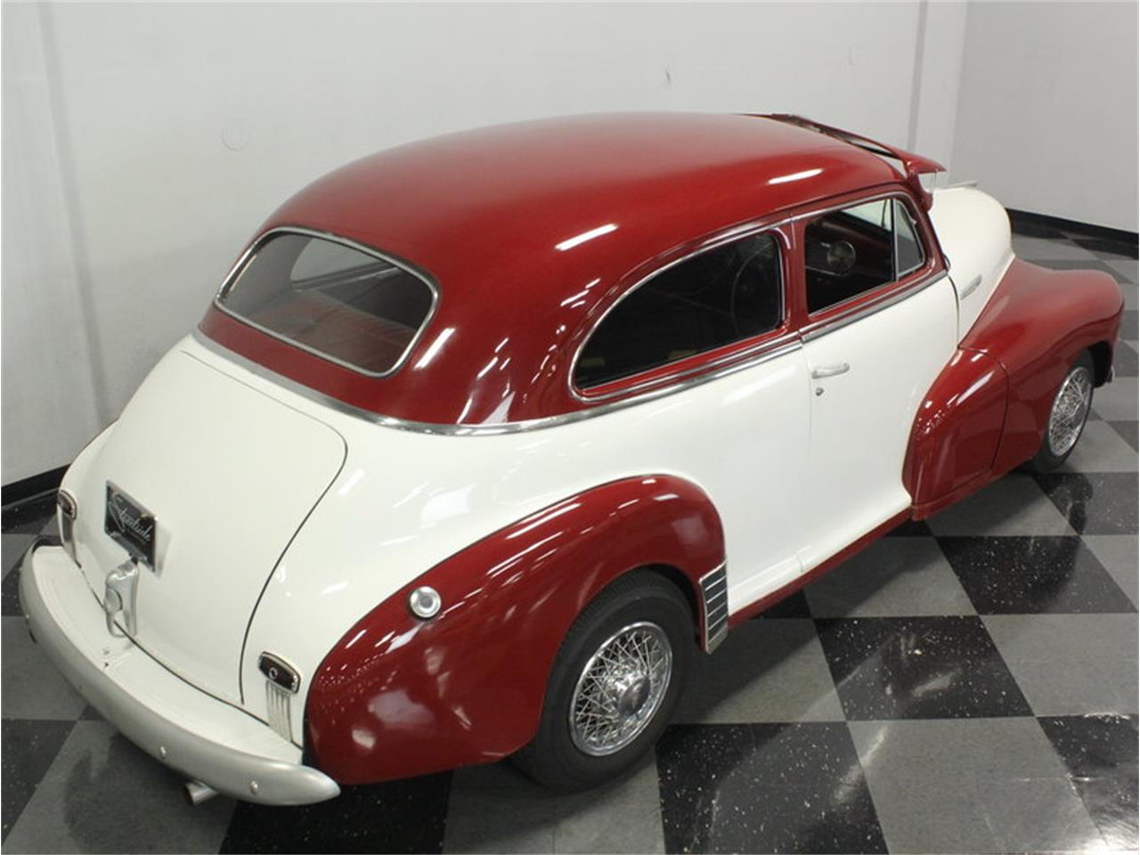 Large Picture of 1947 Fleetmaster located in Texas Offered by Streetside Classics - Dallas / Fort Worth - IJNK