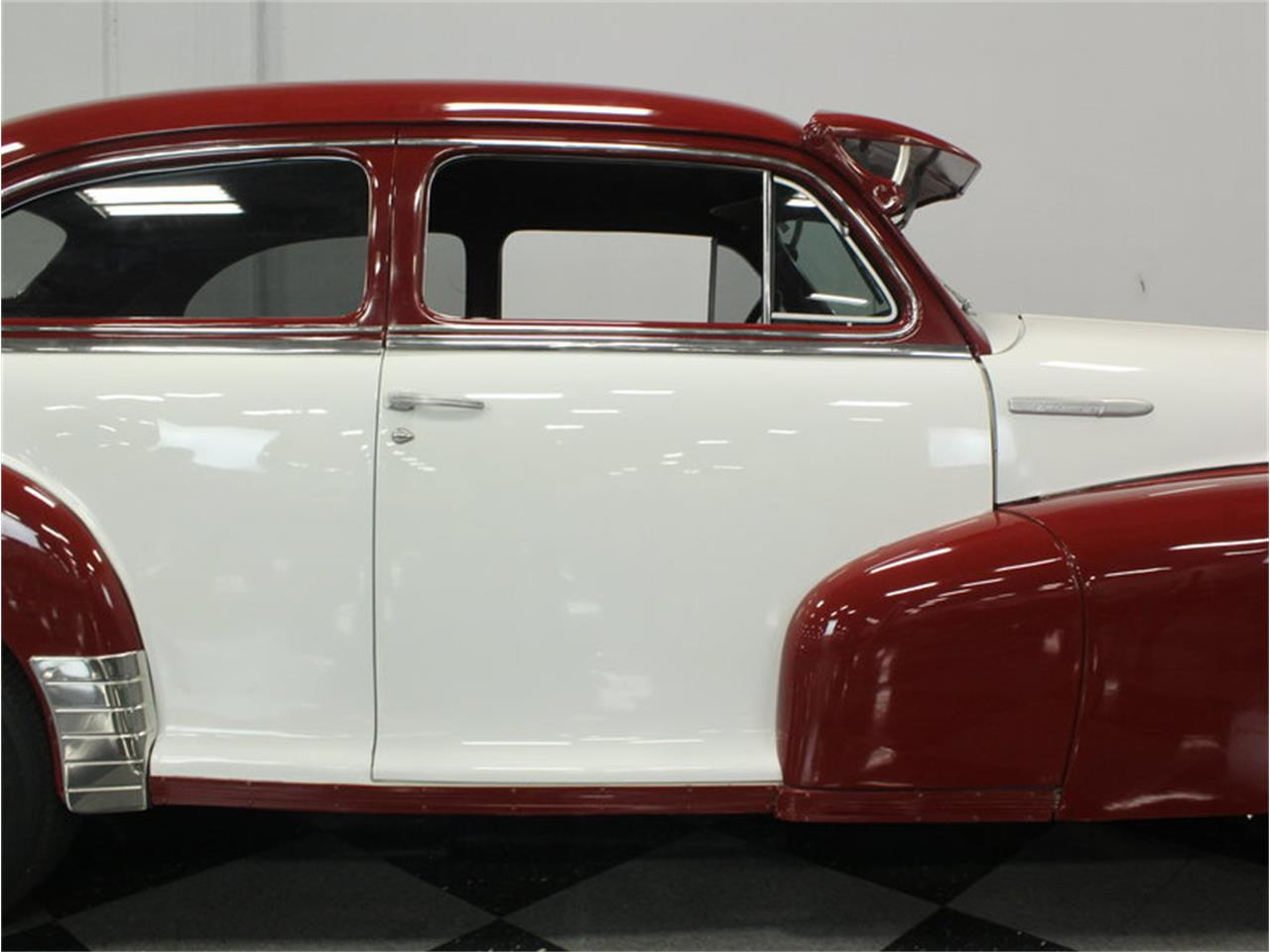 Large Picture of 1947 Chevrolet Fleetmaster located in Texas Offered by Streetside Classics - Dallas / Fort Worth - IJNK