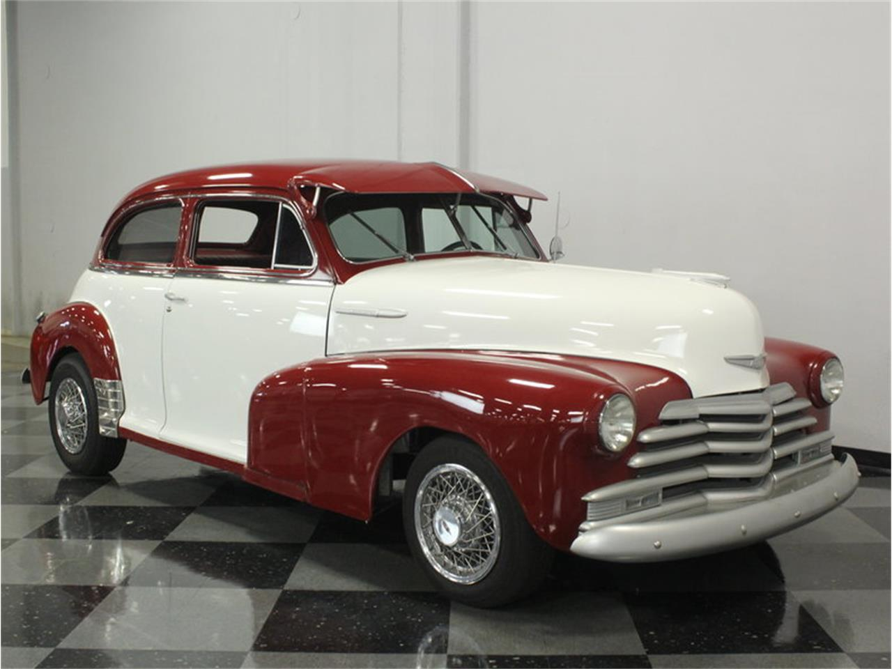 Large Picture of '47 Fleetmaster Offered by Streetside Classics - Dallas / Fort Worth - IJNK