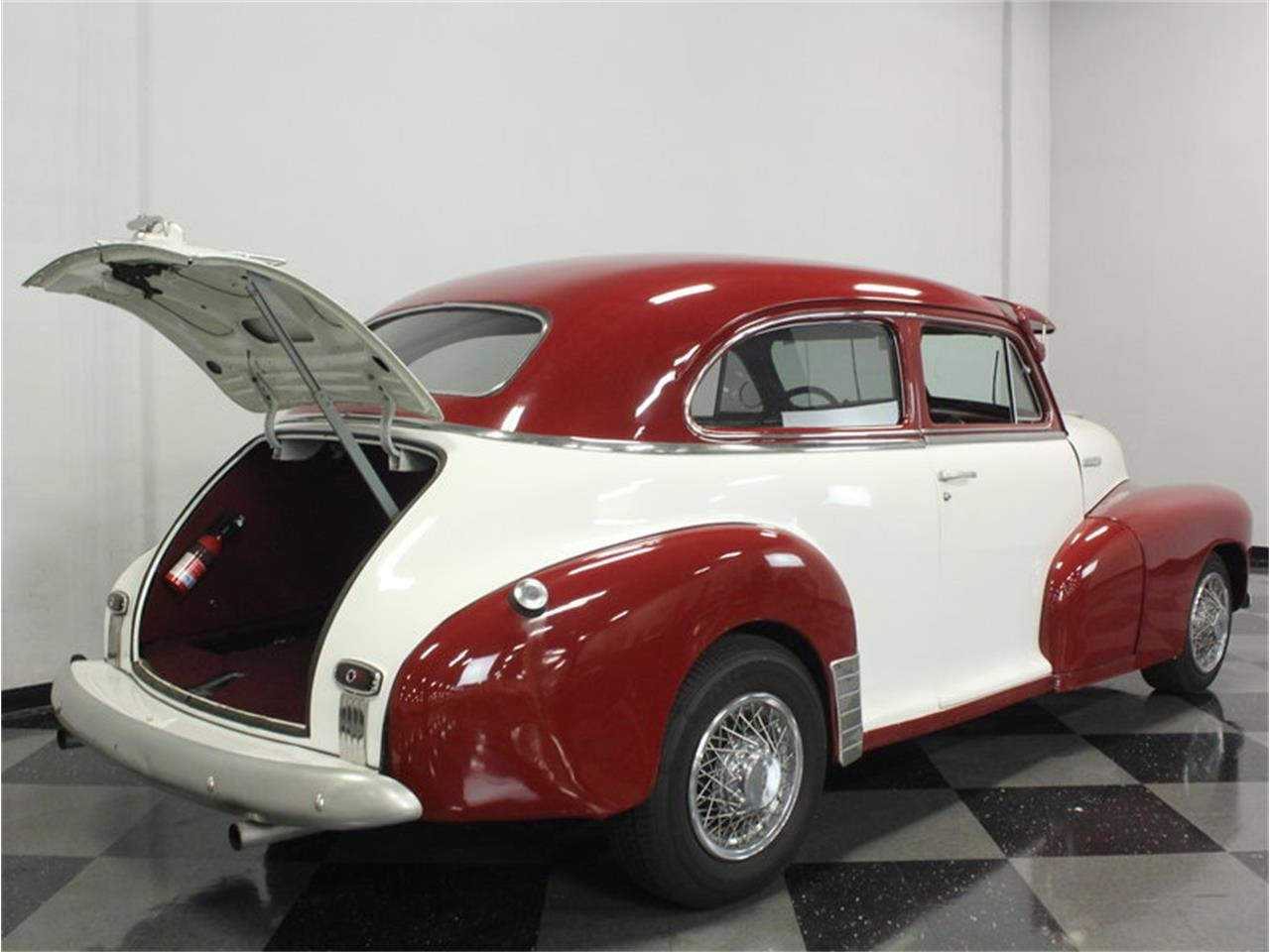 Large Picture of '47 Chevrolet Fleetmaster located in Ft Worth Texas - $16,995.00 - IJNK
