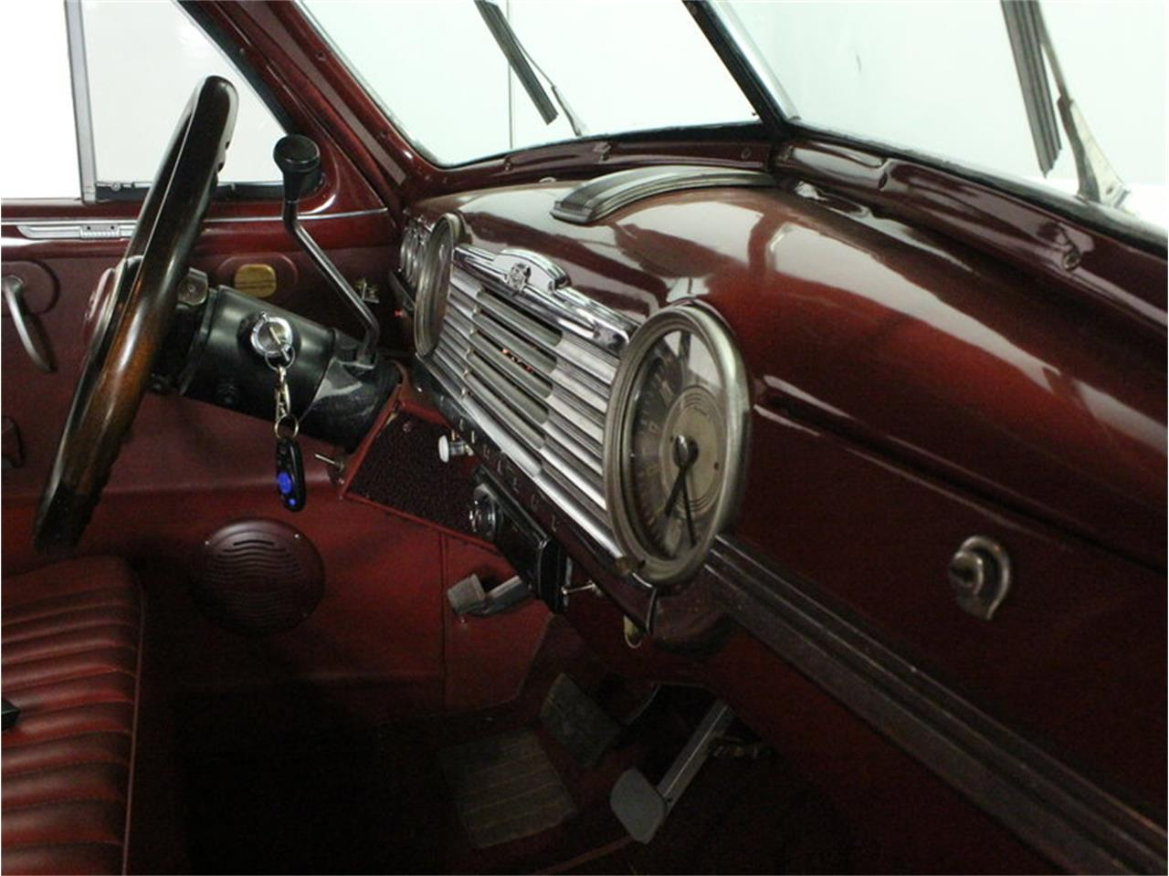 Large Picture of Classic '47 Chevrolet Fleetmaster Offered by Streetside Classics - Dallas / Fort Worth - IJNK