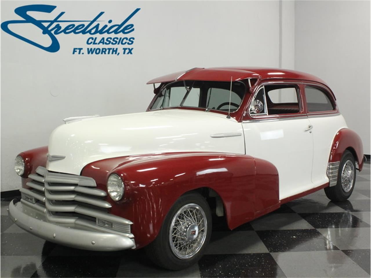Large Picture of Classic 1947 Chevrolet Fleetmaster - $16,995.00 Offered by Streetside Classics - Dallas / Fort Worth - IJNK