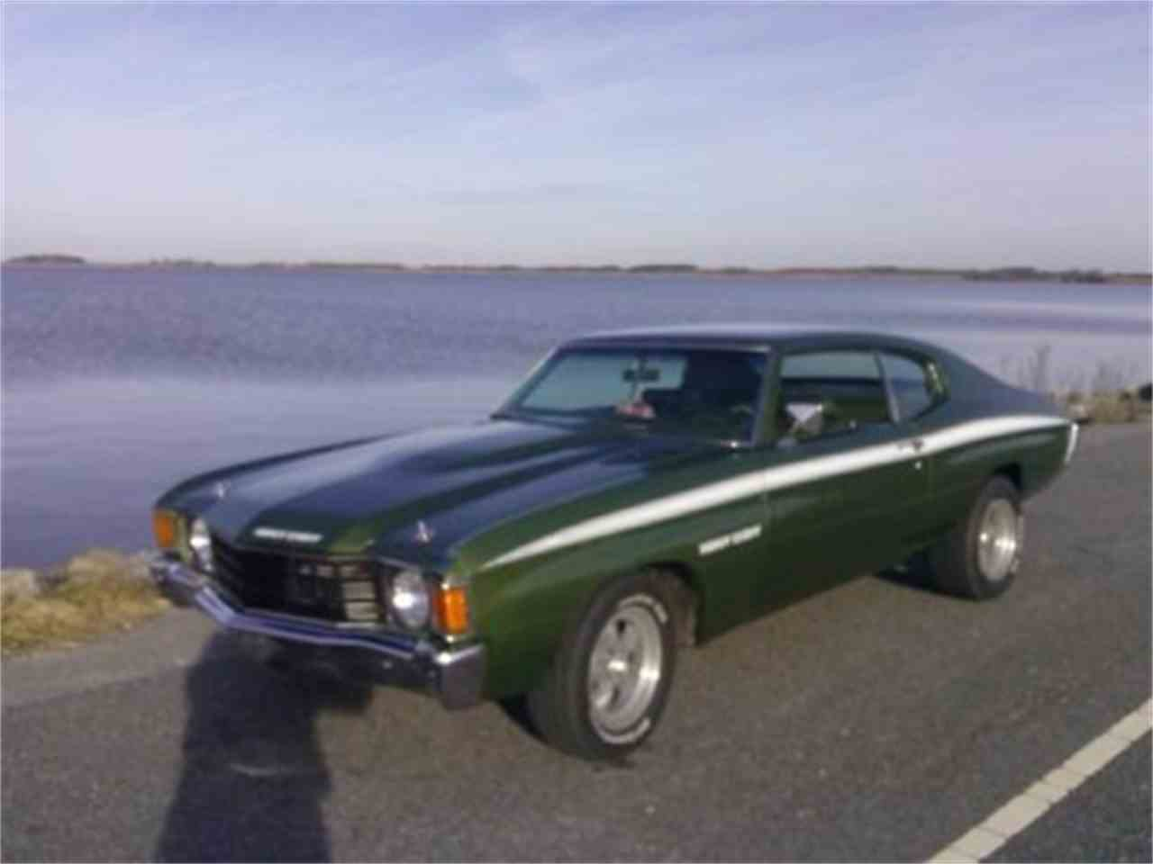 Large Picture of Classic 1972 Chevelle located in Palatine Illinois Offered by North Shore Classics - IFZM