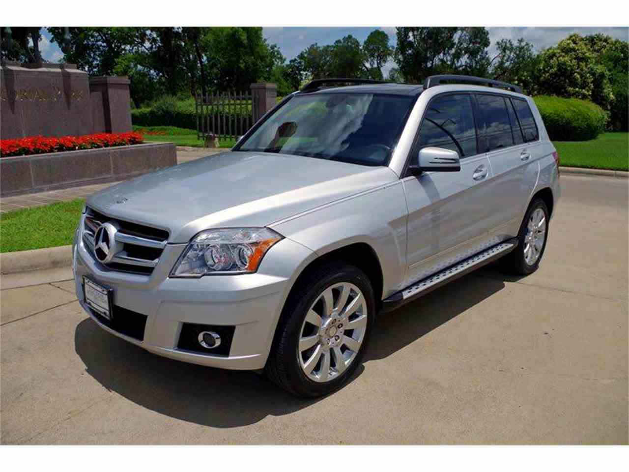 Large Picture of '12 GLK350 - IJPP