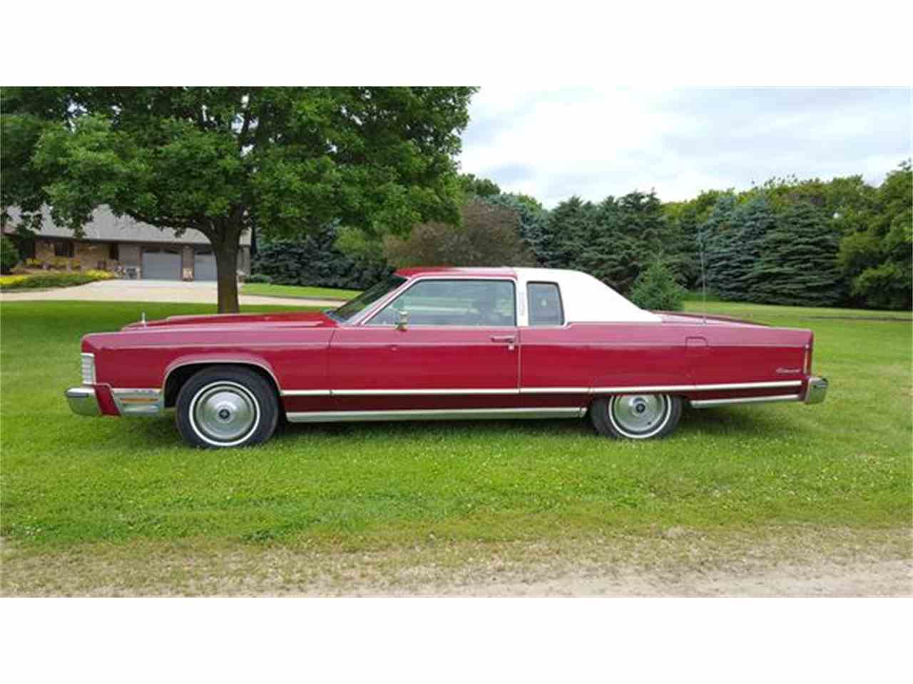 1975 Lincoln Continental For Sale Classiccars Com Cc