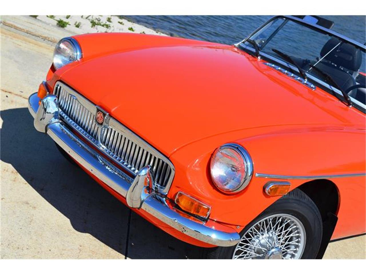 Large Picture of '79 MGB - IK21
