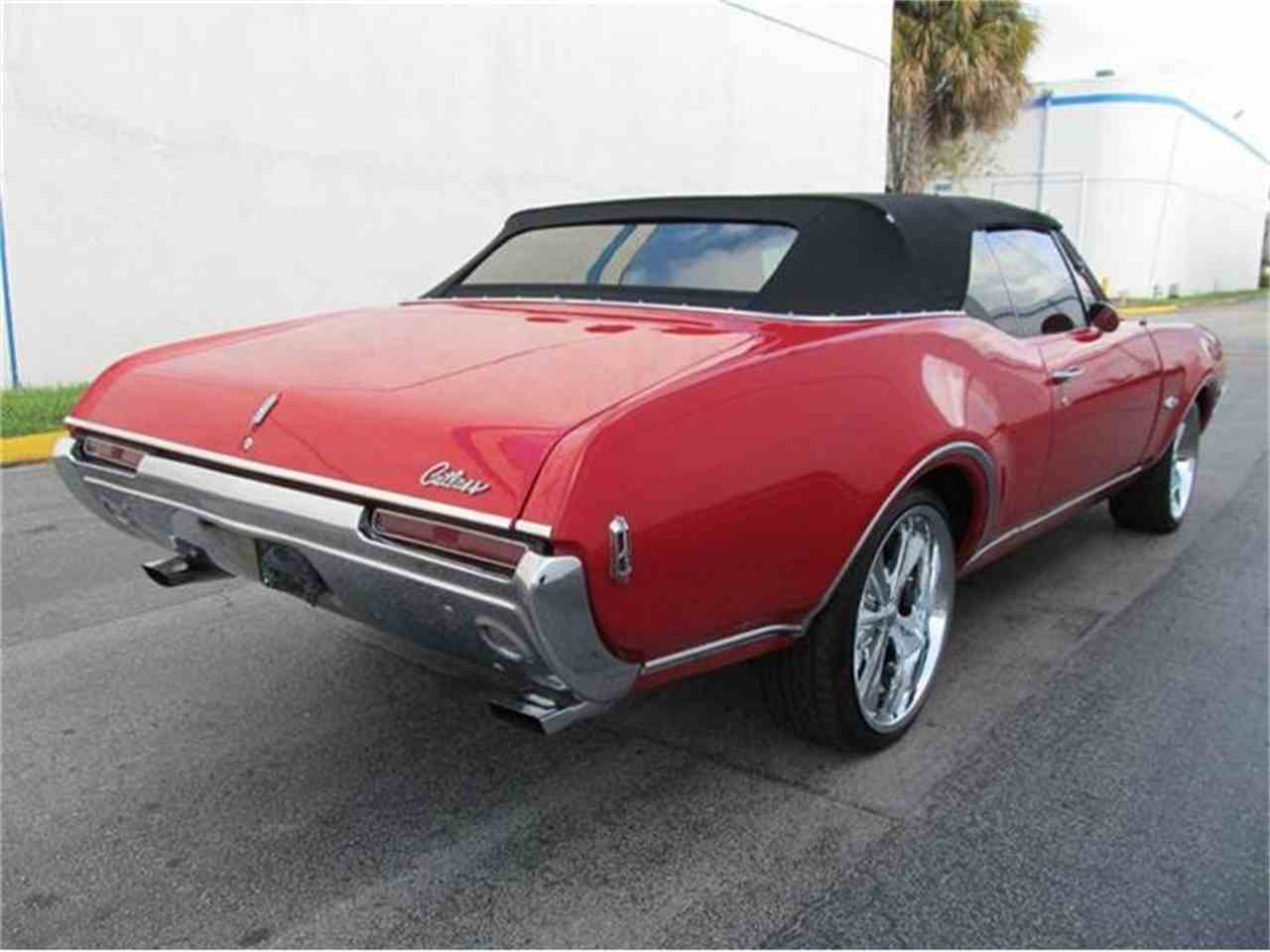Large Picture of '68 Cutlass - IK9M