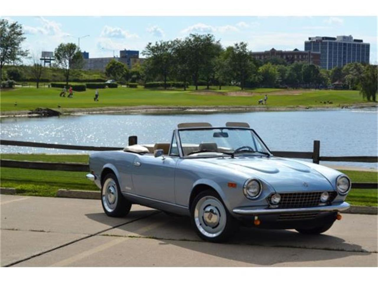 Large Picture of '83 Spider - IKBV