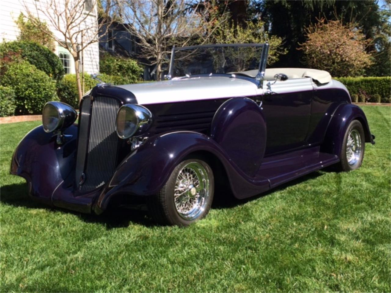 Large Picture of '34 Convertible - IKG0