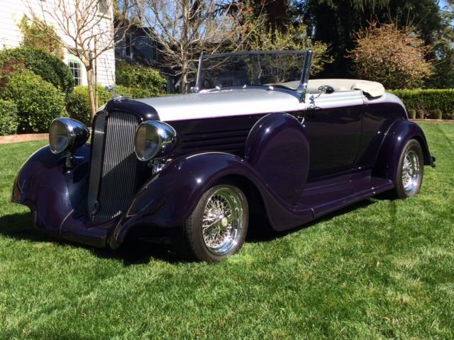 Picture of '34 Convertible - IKG0