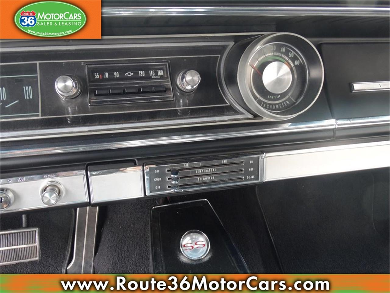 Large Picture of Classic 1965 Impala SS located in Ohio Offered by Route 36 Motor Cars - IKGZ