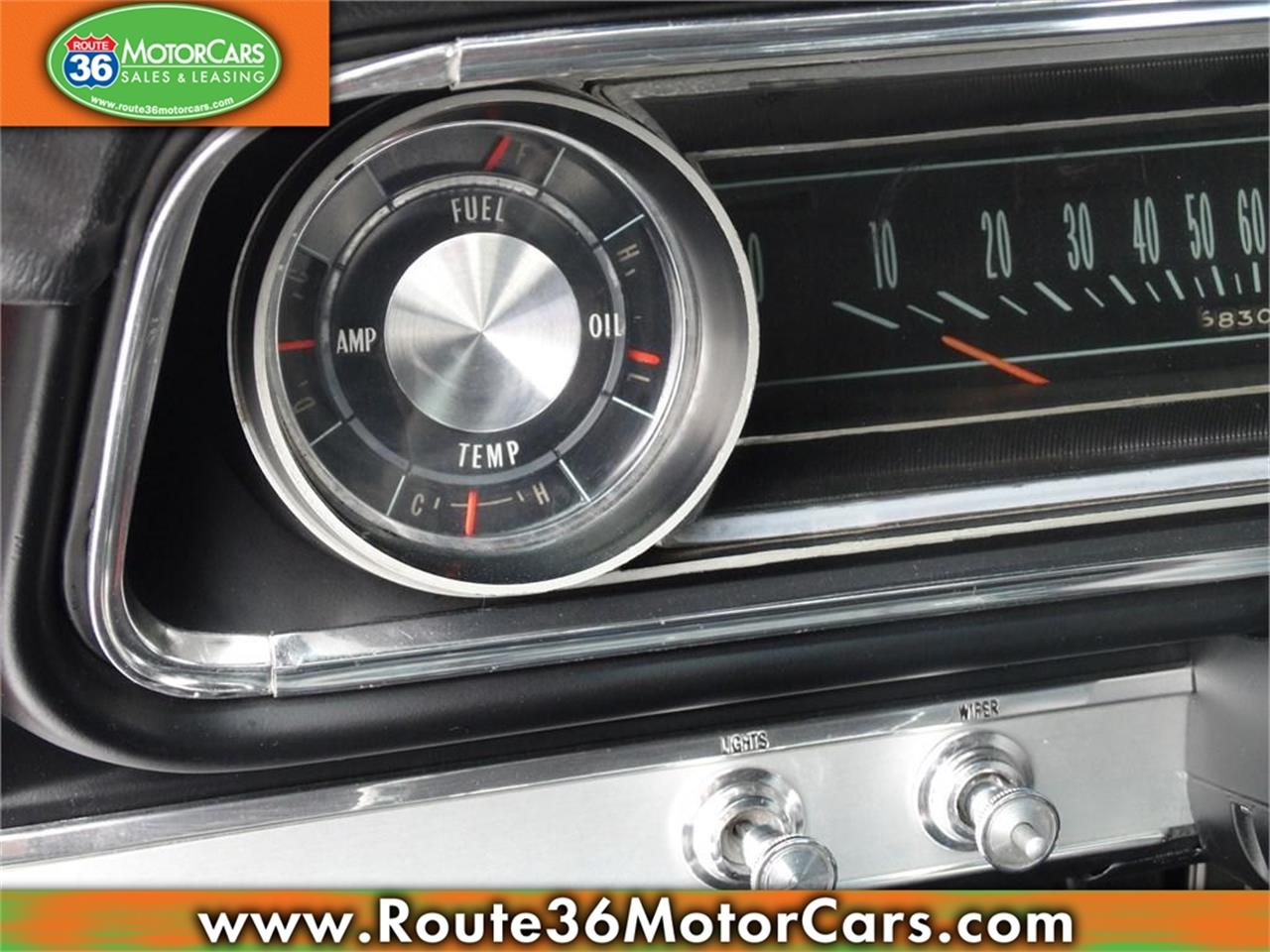 Large Picture of '65 Chevrolet Impala SS - $84,475.00 Offered by Route 36 Motor Cars - IKGZ