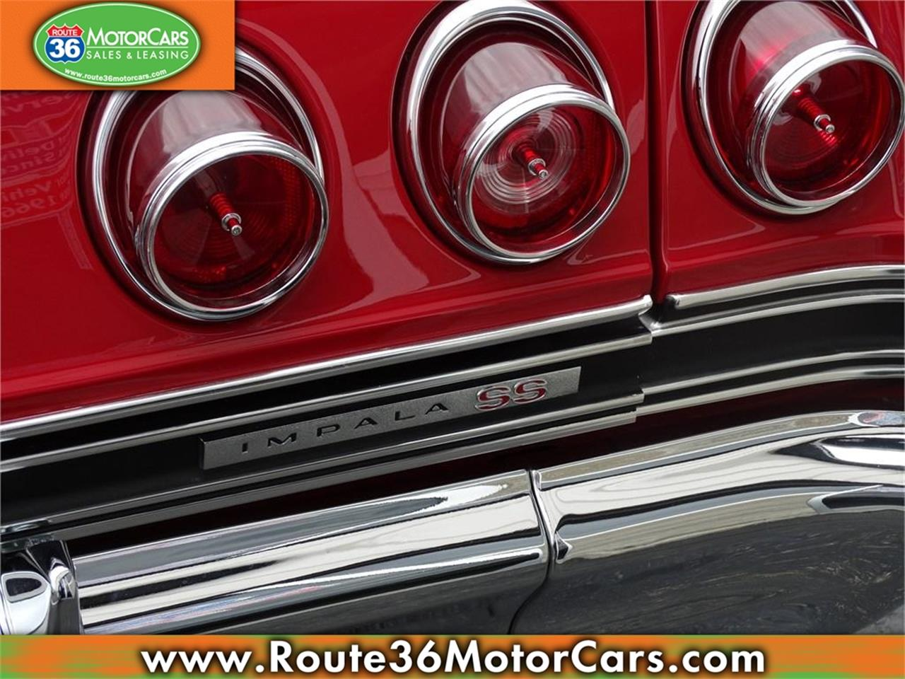 Large Picture of '65 Impala SS - $84,475.00 Offered by Route 36 Motor Cars - IKGZ