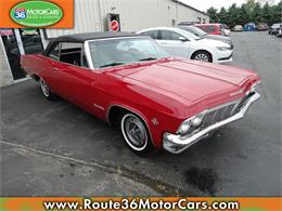 Picture of '65 Impala SS located in Ohio - $84,475.00 Offered by Route 36 Motor Cars - IKGZ