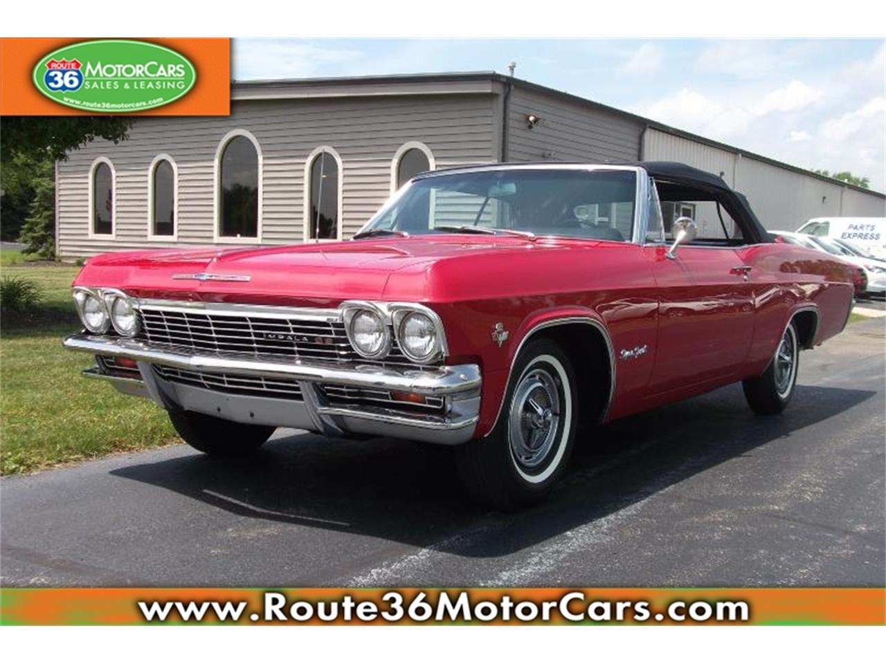 Large Picture of Classic '65 Chevrolet Impala SS located in Ohio - $84,475.00 - IKGZ
