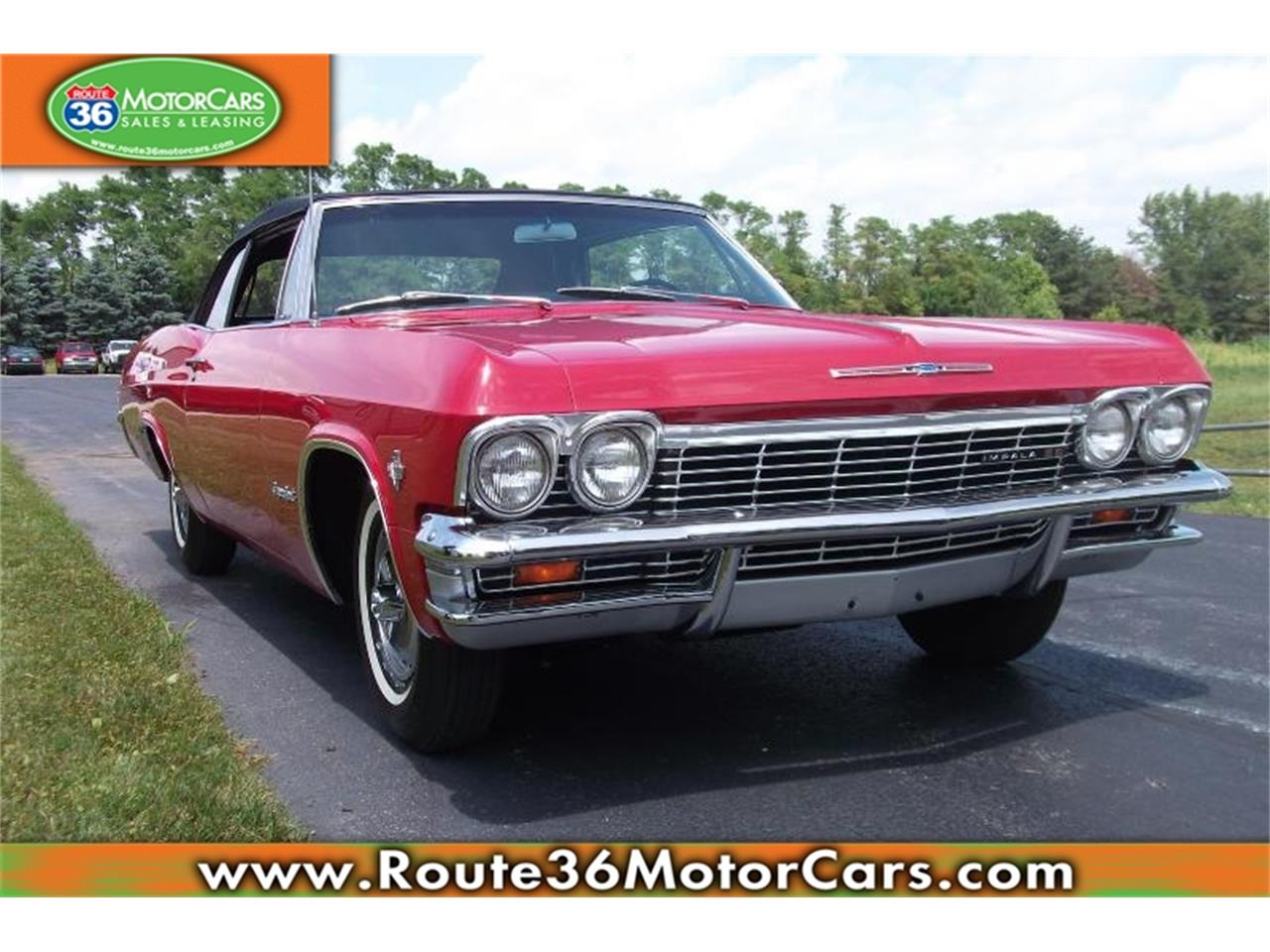 Large Picture of '65 Impala SS located in Ohio - $84,475.00 Offered by Route 36 Motor Cars - IKGZ